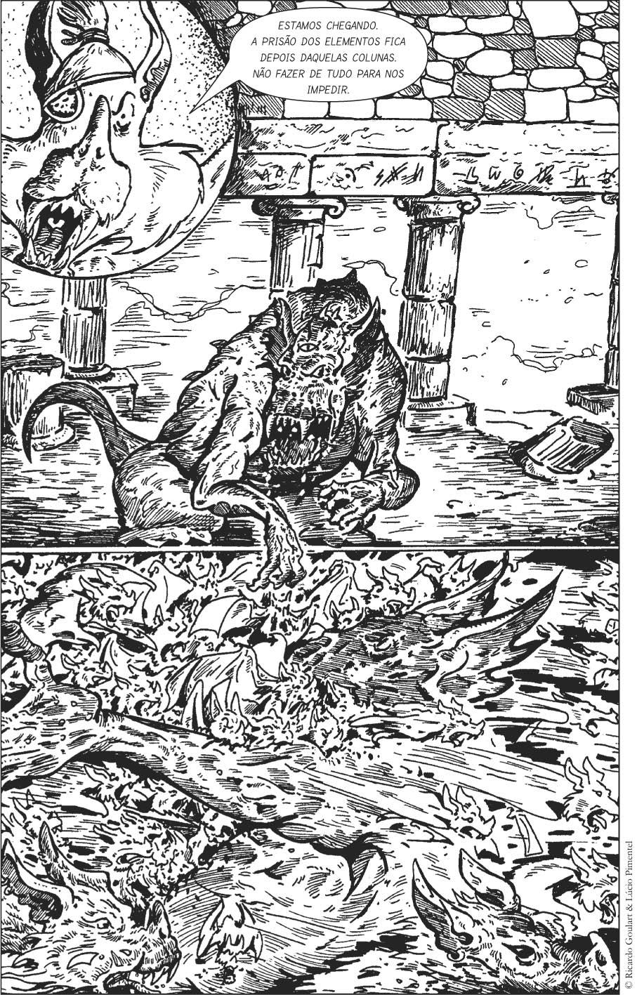 Dragão da masmorra